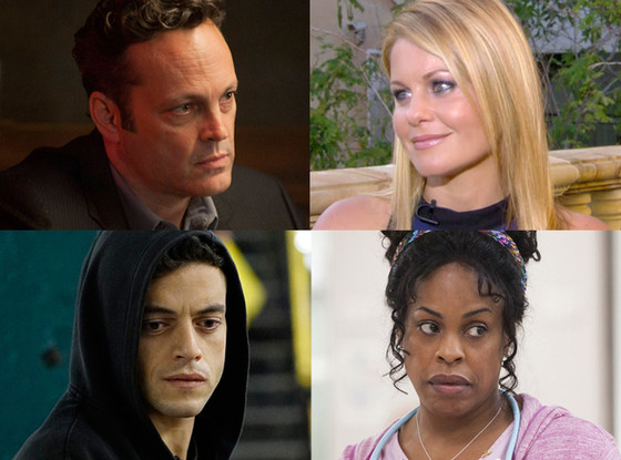 Mr. Robot, Fuller House, True Detective, Getting On
